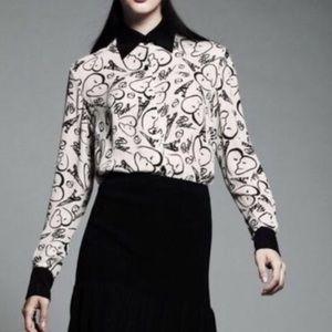 Catherine Malandrino for Design Nation Paris Top